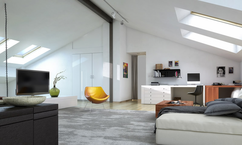 Loft Conversions De Beauvoir Town